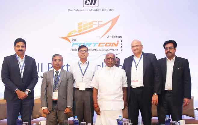 CII Port Conclave 2018