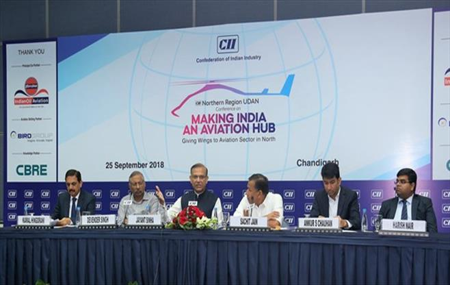 Session on Making India an Aviation