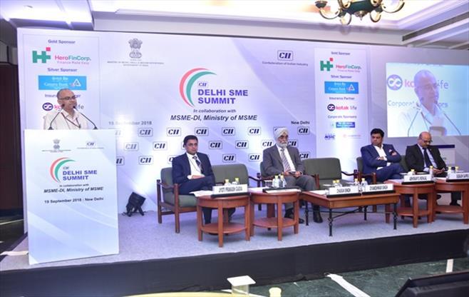 CII Delhi SME Summit 2018