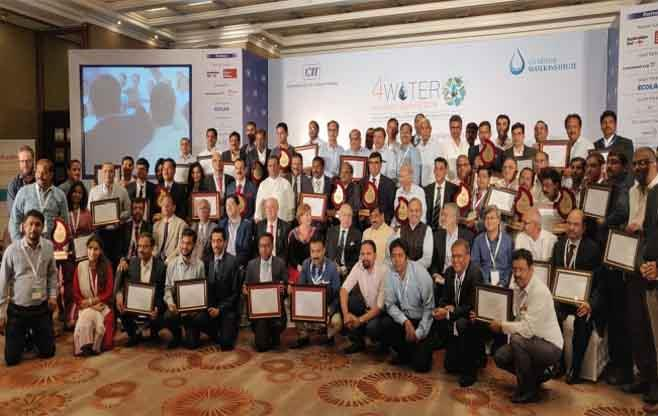 Awardees of the CII National Awards