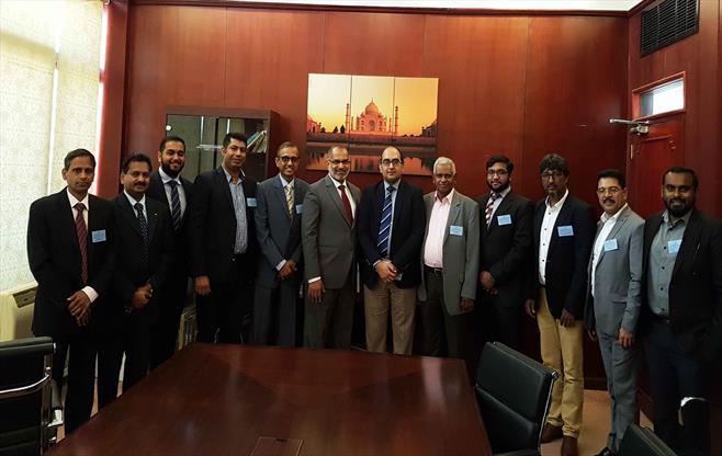 CII Business Delegation to Dubai