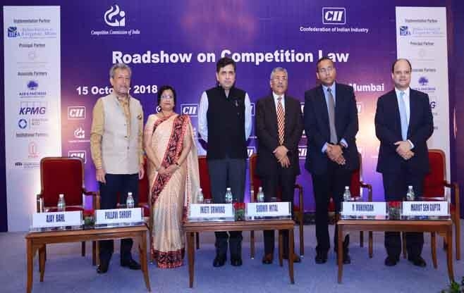 Roadshow on Competition Law