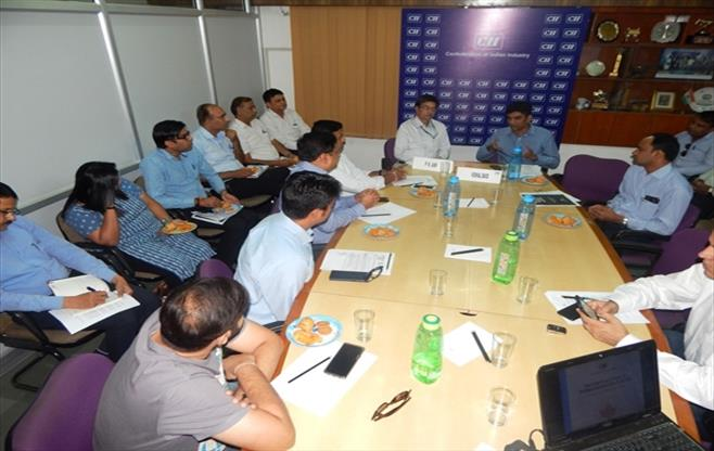 Interaction on RIPS, MSME Policy