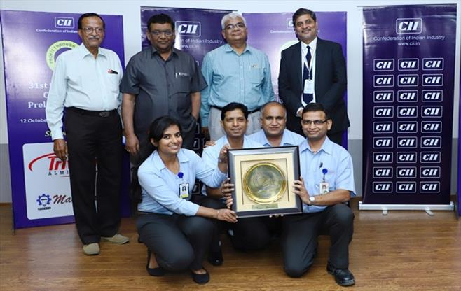 CII Quality Circle Competition 2018-19