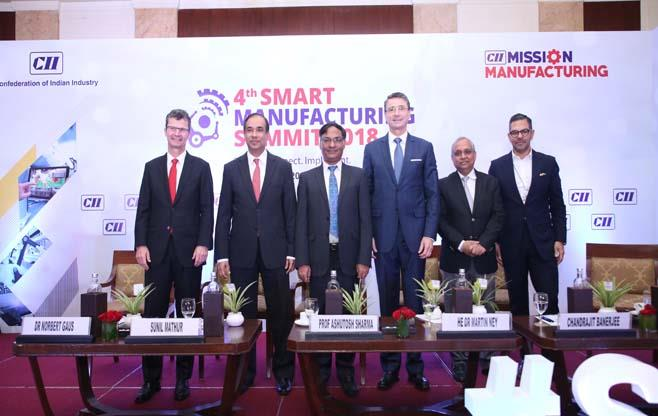 4th CII Smart Manufacturing Summit