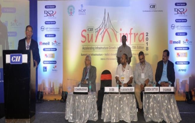 CII SR Suminfra 2018