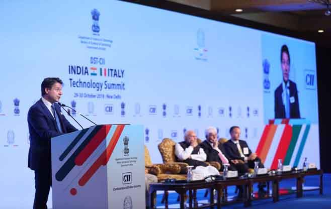 DST-CII India-Italy Technology Summit