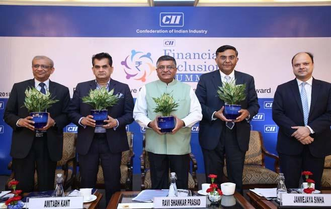 CII Financial Inclusion Summit