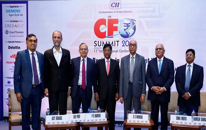 11th Edition of CII CFO Summit