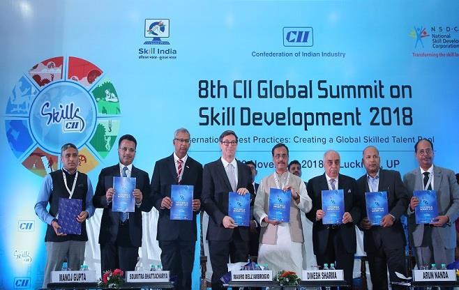 CII Global Summit on Skill Development