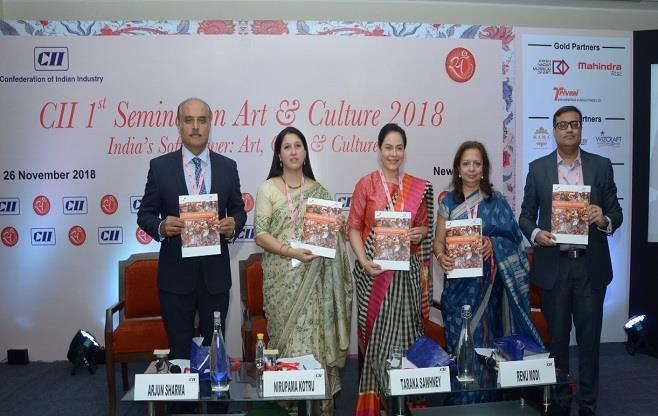 CII 1st Seminar on Art & Culture 2018