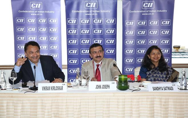 2nd meeting of the CII ASCON
