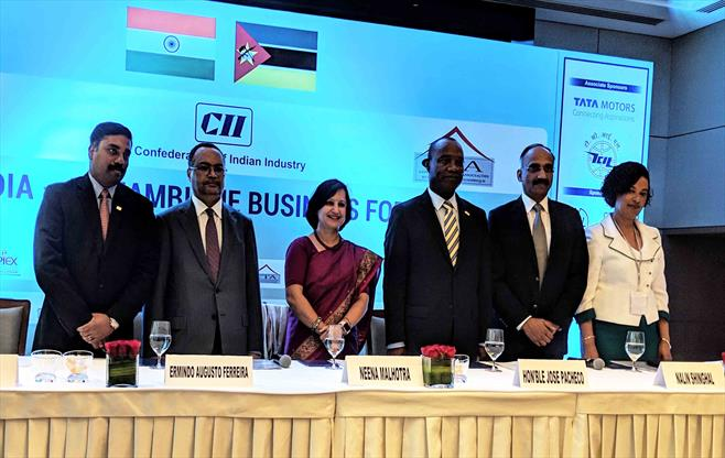India - Mozambique Business Forum