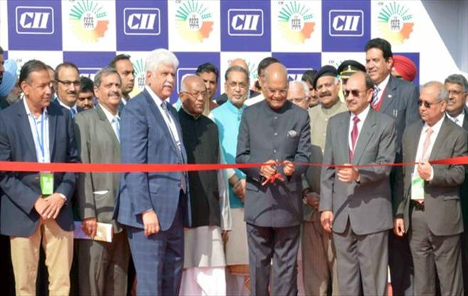 13th edition of CII Agro Tech India