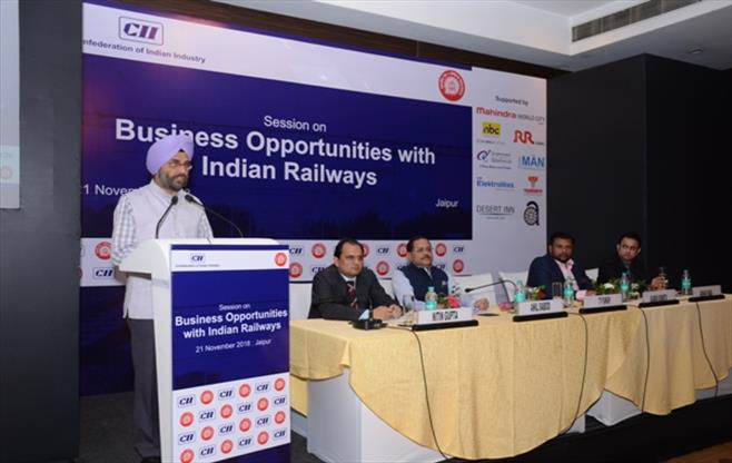 Business Opportunities With Railways