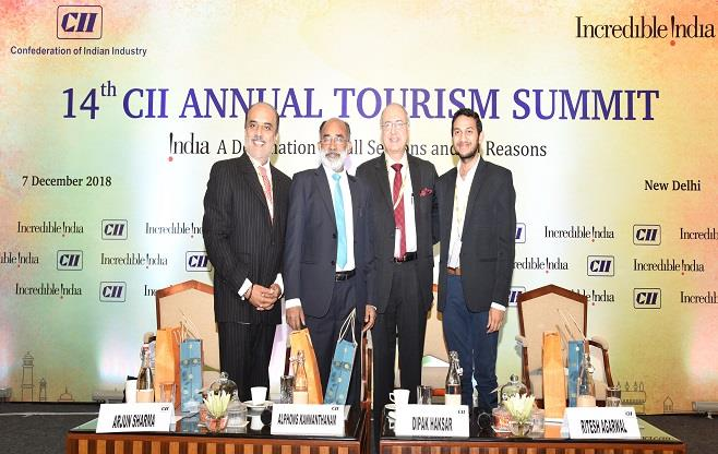 14th CII Annual Tourism Summit