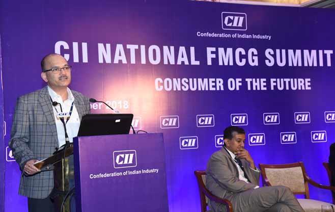 CII National FMCG Summit 2018