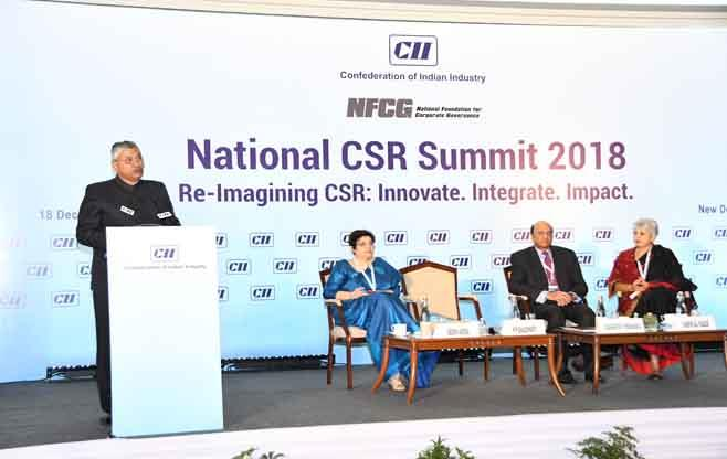 National CSR Summit 2018