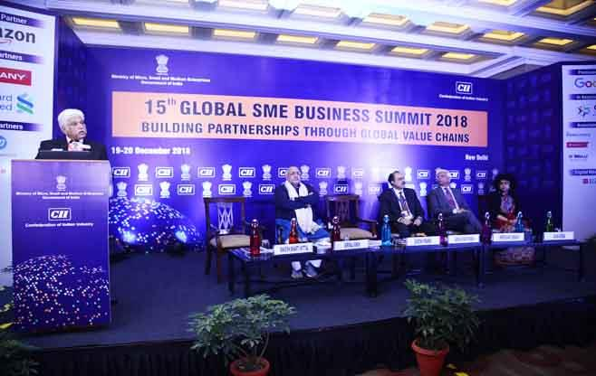15th Global SME Business Summit