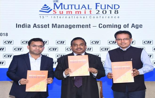 CII 13th edition of Mutual Fund Summit