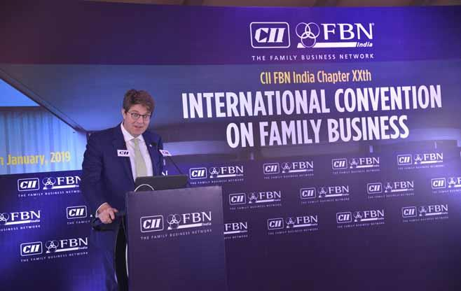 CII FBN India Chapter XXth