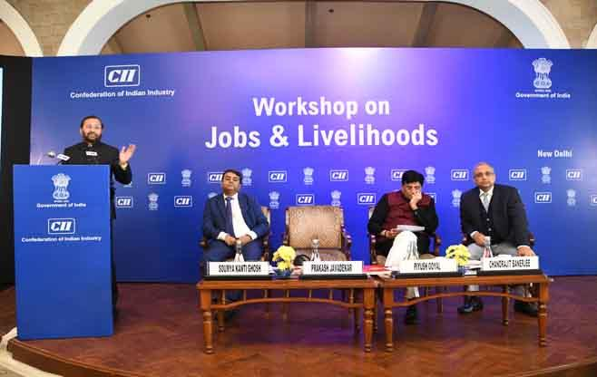 Workshop on Jobs and Livelihood