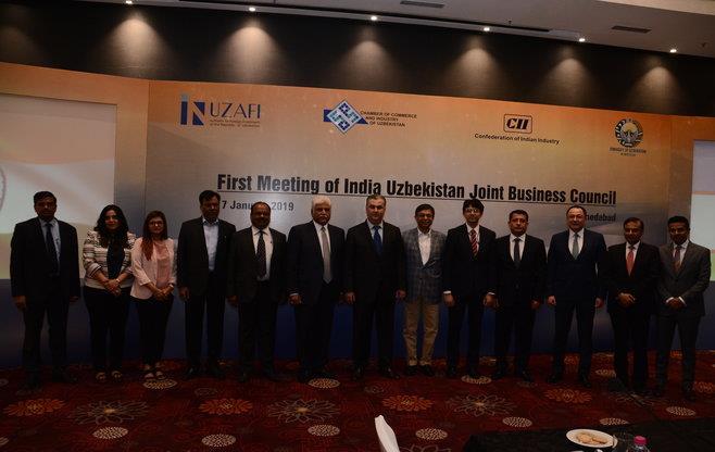 India Uzbekistan Joint Business Council
