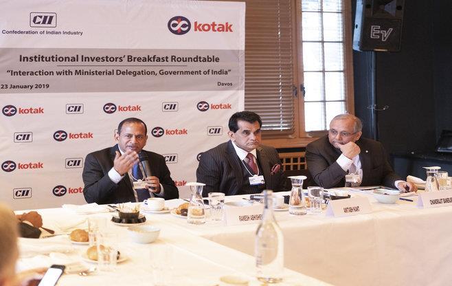 CII-Kotak Inst. Investors Roundtable
