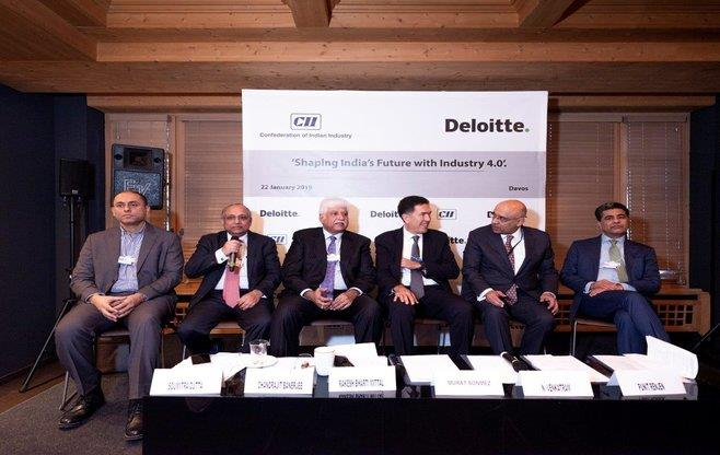 CII-Deloitte session