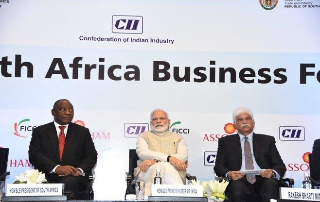 India South Africa Business Forum