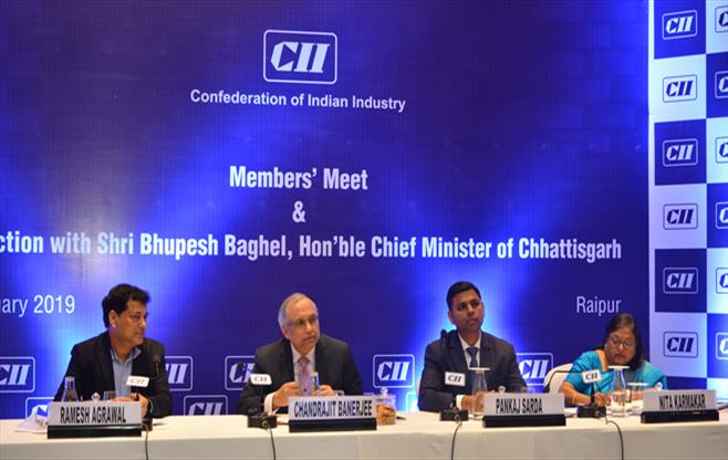 Members Meet- Chhattisgarh