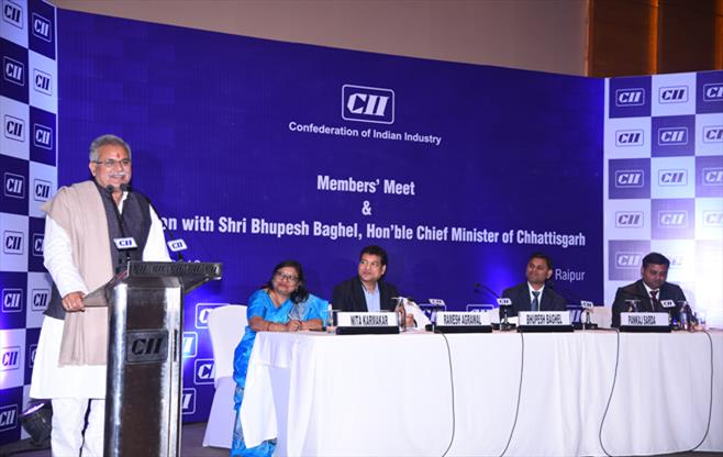 Interaction of CM with CII Members