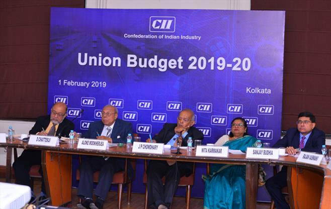 Live Viewing Union Budget 2019 -20