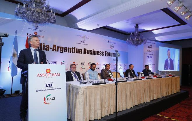India-Argentina Business Forum