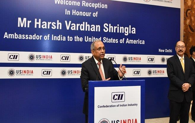 CII-USIBC Reception