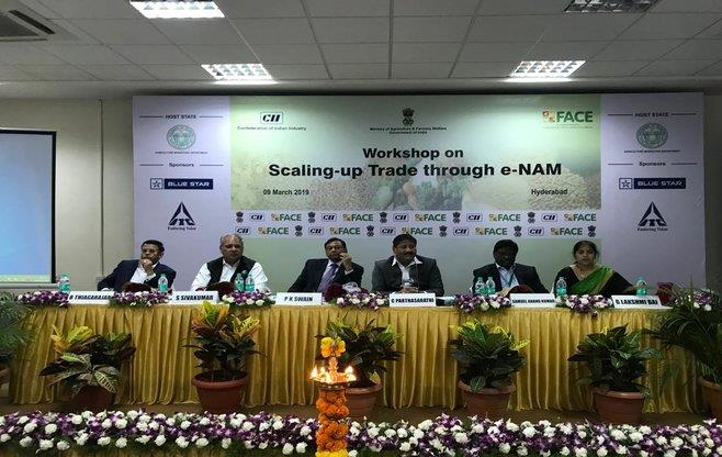 CII MoA workshop on scaling trade