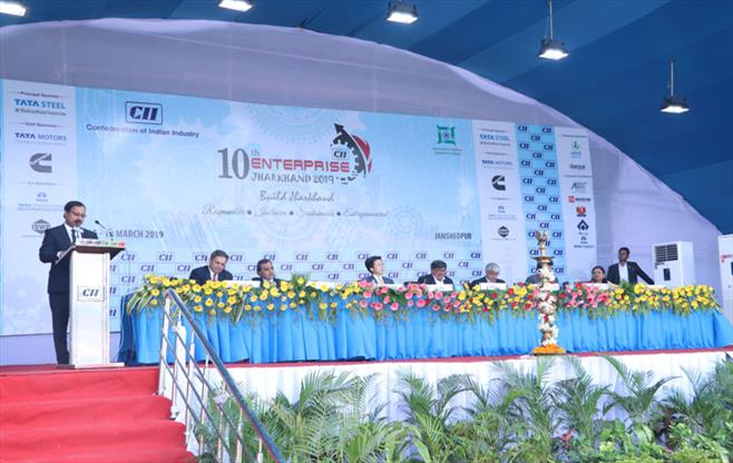 10th CII Enterprise Jharkhand