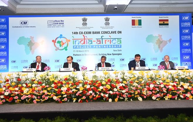 14th CII-EXIM Bank Conclave