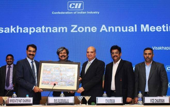 CII Visakhapatnam Zone Annual Meeting