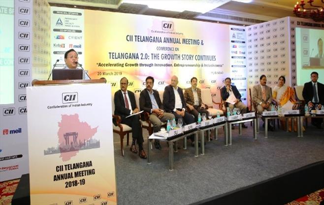 CII Telangana Annual Meeting