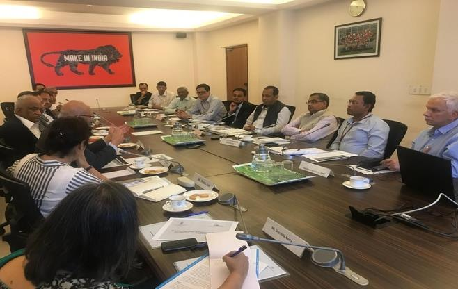 First meeting of CII – DIPP Task Force