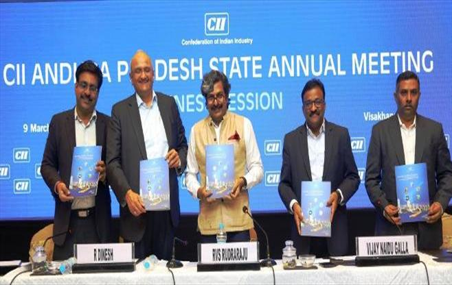 CII Andhra Pradesh Annual Session