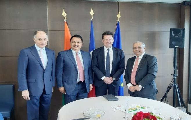CII Leadership Delegation to France