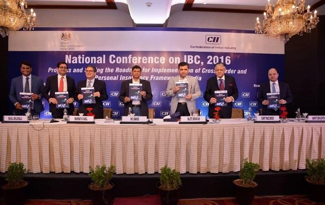 National Conference on IBC, 2016