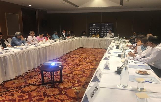 1st Steering Committee Meeting on TB