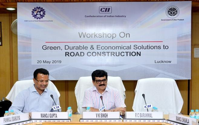 Workshop on Road Construction