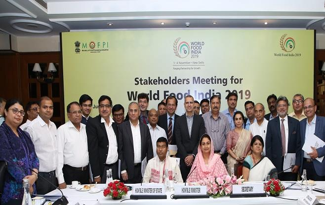 Stakeholders Meeting for WFI 2019