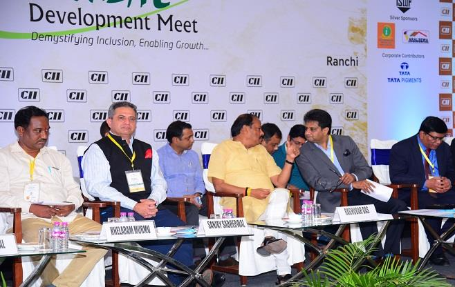 CII Jharkhand Tribal Development Meet