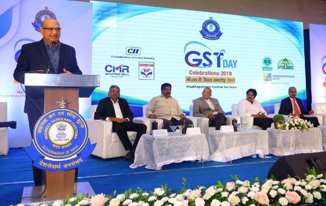Session on GST Day 2019