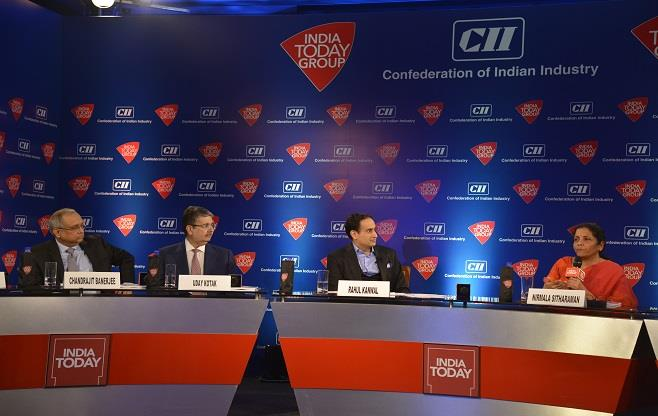 CII-India Today Budget Roundtable